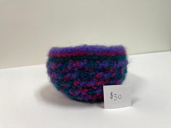 Purple Power Mini Vase