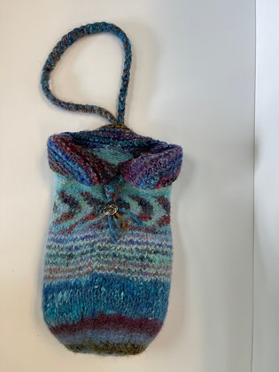 Draw string purse