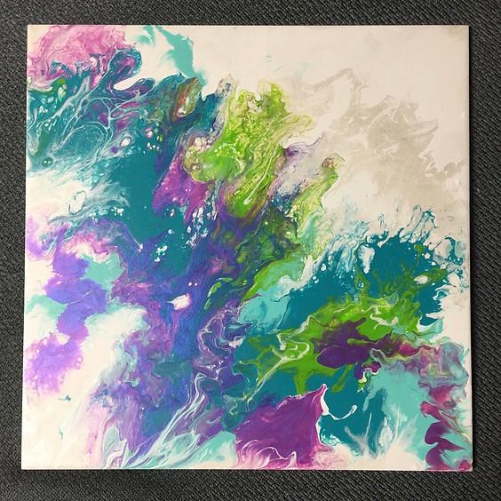 Pour Painting - Session 2