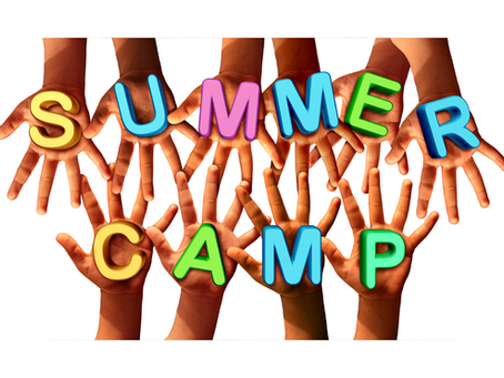 Summer Day Camp Registration is open!