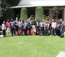 Youth led dialogue initiative with the diplomatic community in Addis Ababa