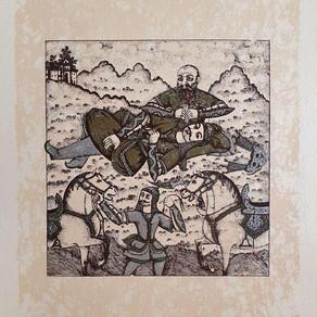 Miniatures du Shahnameh de Ferdowsi