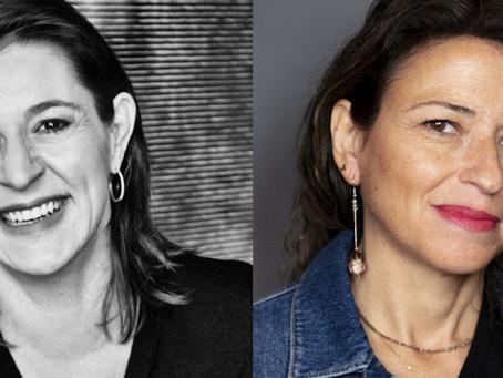 Husch Josten et Karine Tuil -  L'engagement social de l'écrivain(e)