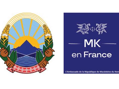 Ambassade de la République de Macédoine du Nord