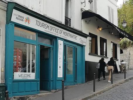 Office du Tourisme de Montmartre