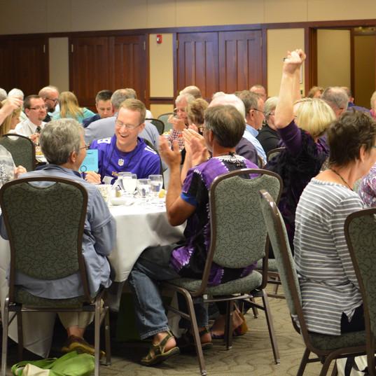 banquet table fun.JPG