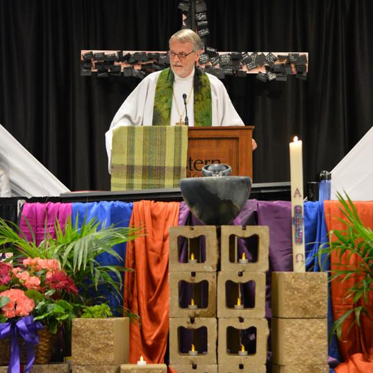 B Gordy preaching.JPG