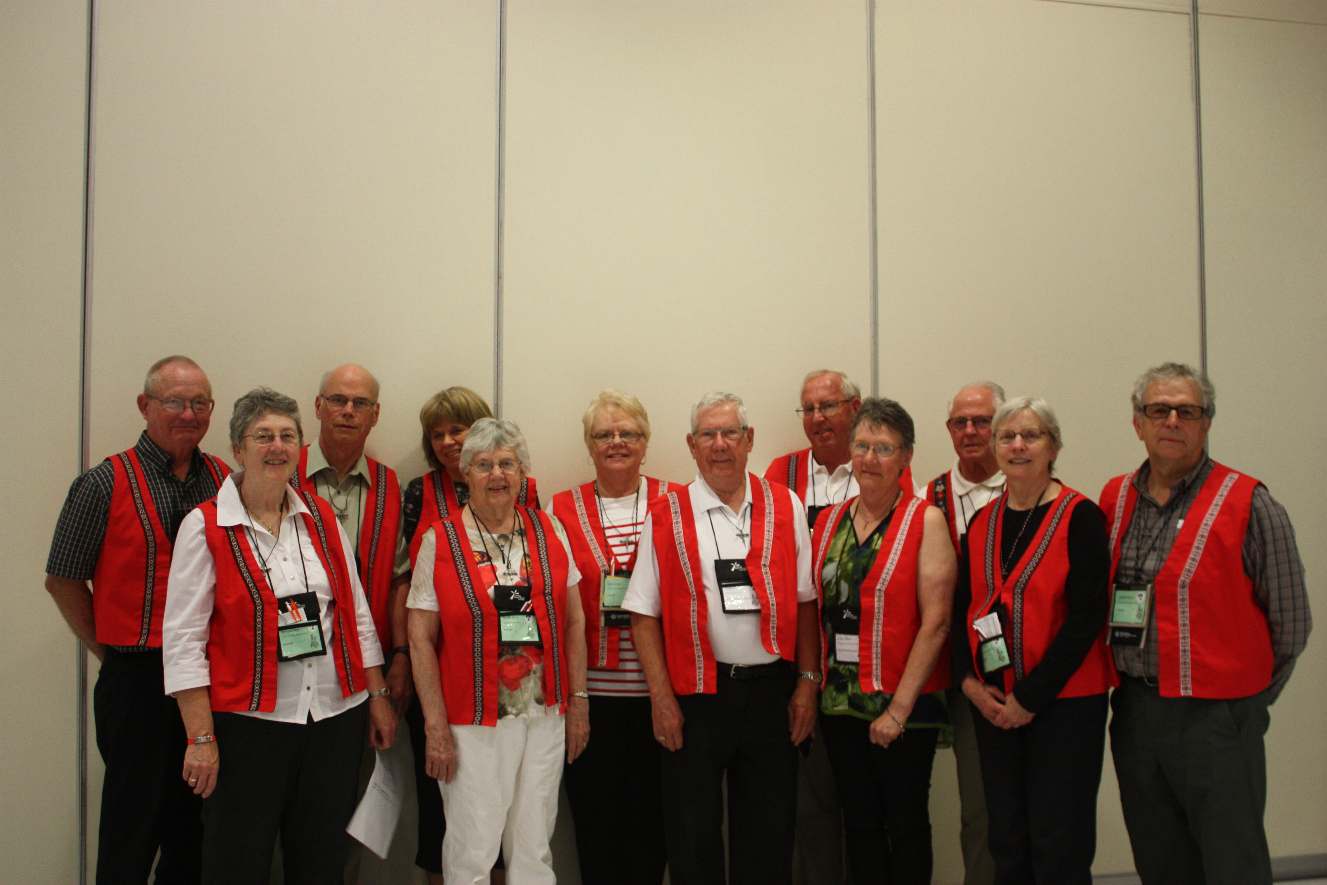 Volunteer-Crew