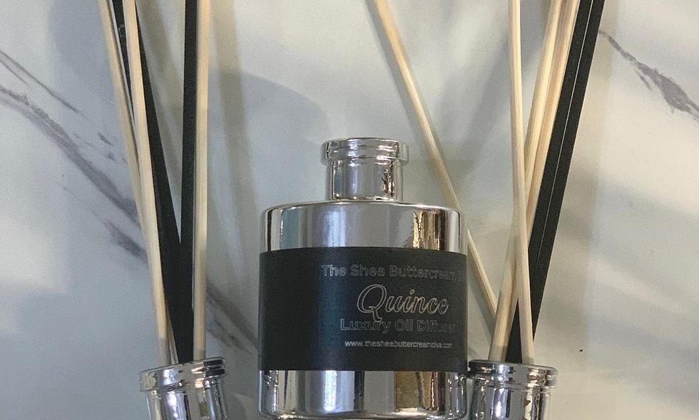 Silver Luxury Oil Diffuser