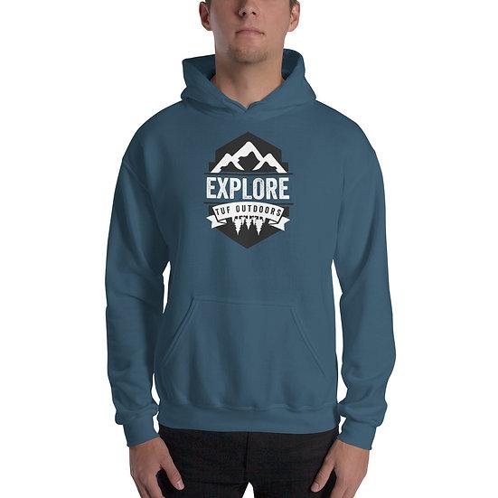 Explore Unisex Hoodie