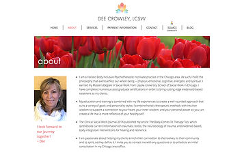 www.deecrowley.com website