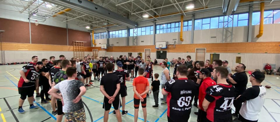 Try-Out 2020 - ein voller Erfolg -