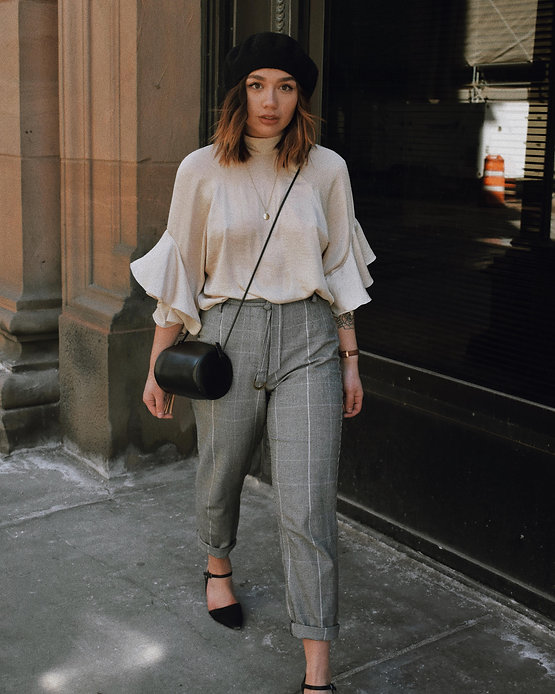 My Obsession with Berets   Home   Blackdenimchic
