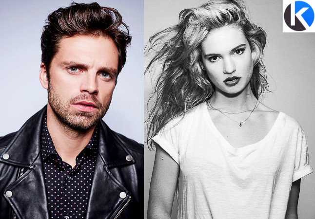 Sebastian Stan Lily James