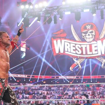 Edge Stuns Randy Orton To Win 2021 Royal Rumble