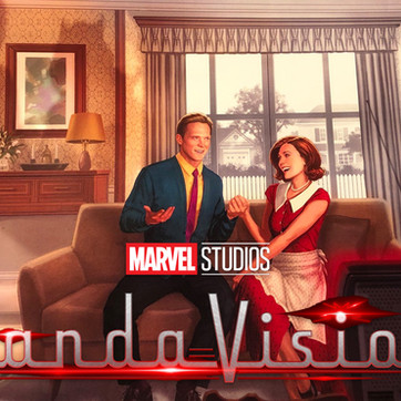 IT'S OFFICIAL: Marvel's 'WandaVision' Premieres On January 15, 2021.