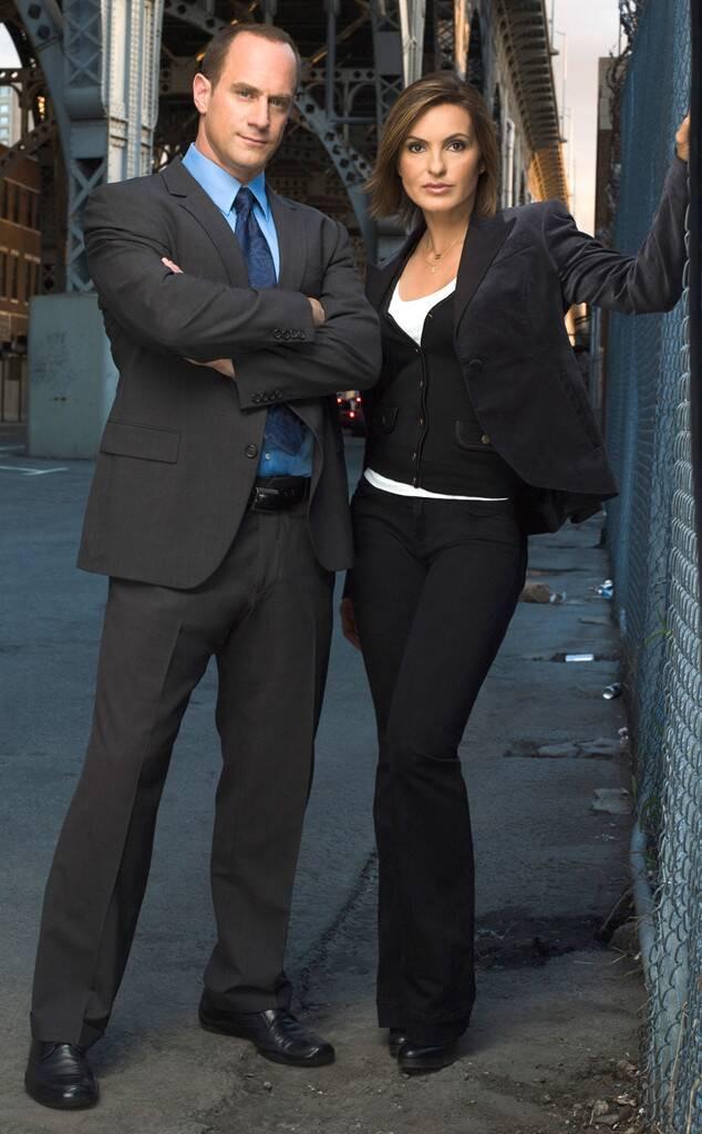 Christopher Meloni Mariska Hargitay Benson Stabler SVU NBC