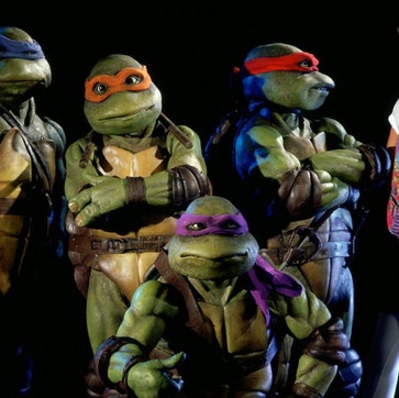Original Live Action 'Teenage Mutant Ninja Turtles' Returning To Theaters For 30th Anniversary