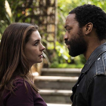 Trailer Arrives For 'Locked Down' Starring Anne Hathaway and Chiwetel Ejiofor
