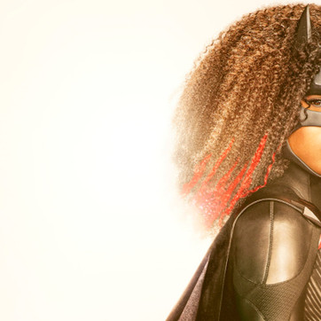 FIRST LOOK: Javicia Leslie As Batwoman