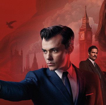 FIRST LOOK: Season 2 of DC's 'Pennyworth'