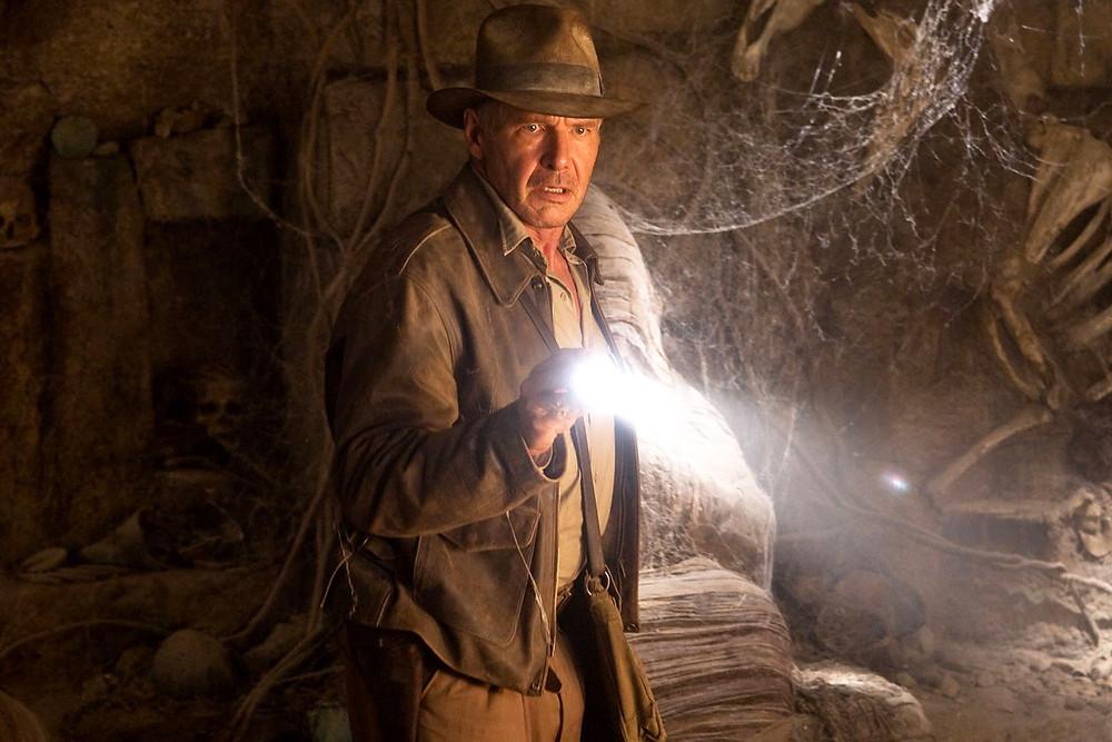 Indiana Jones Amblin Entertainment