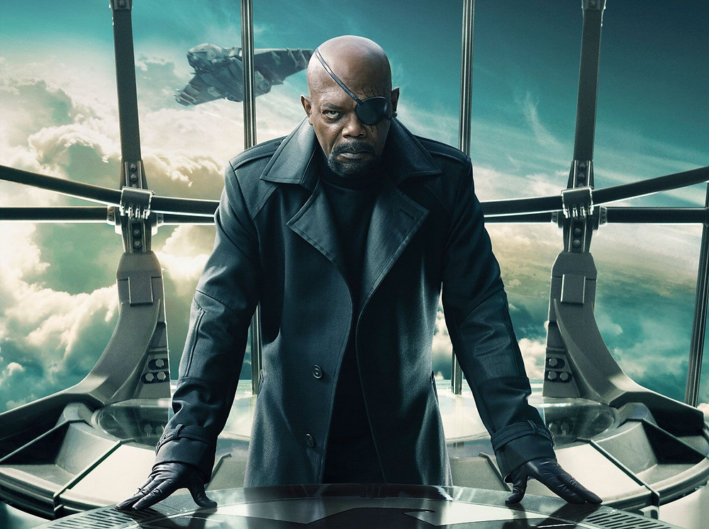 Samuel L. Jackson Marvel Nick Fury