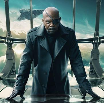 BREAKING: Samuel L. Jackson Will Return As Nick Fury In New Marvel Series On Disney+