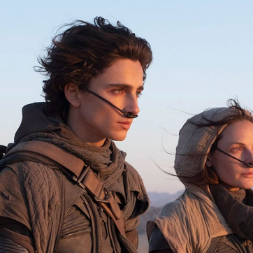 The 'Dune' Trailer Has Dropped