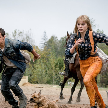Check Out The New Trailer For 'Chaos Walking' Starring Tom Holland, Daisy Ridley
