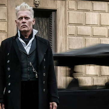Johnny Depp Forced Out of 'Fantastic Beasts' Franchise