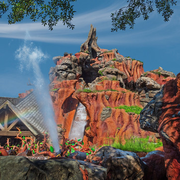 "Disney's Splash Mountain Will Be ""Completely Re-Imagined"" At Orlando, California Parks"