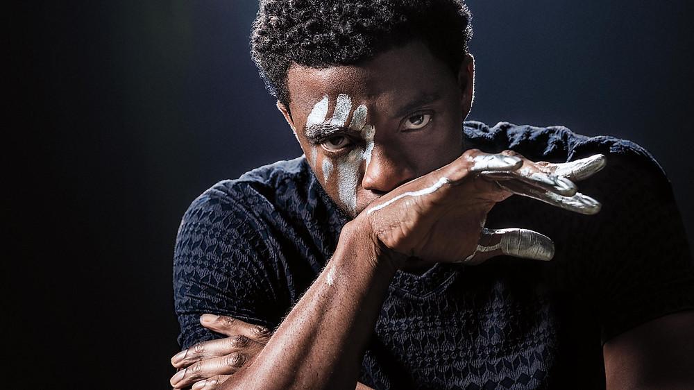 Chadwick Boseman Mark Mann Marvel Black Panther