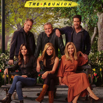 First Look At The 'Friends' Reunion Is Here