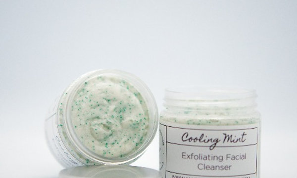 Cooling Mint Exfoliating
