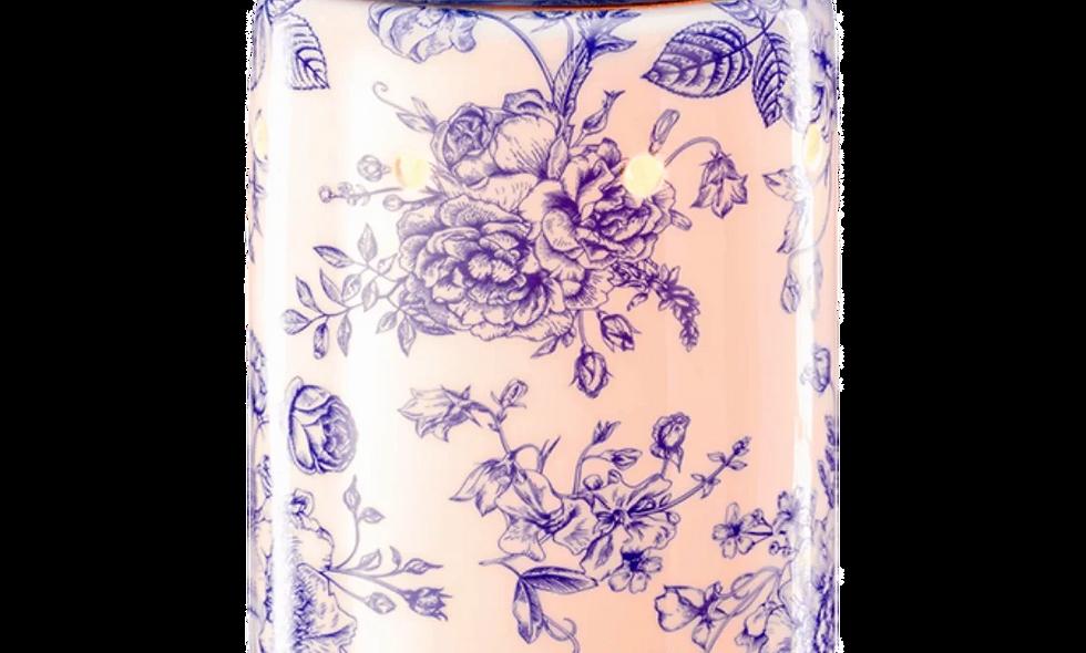 Vintage Floral Warmer