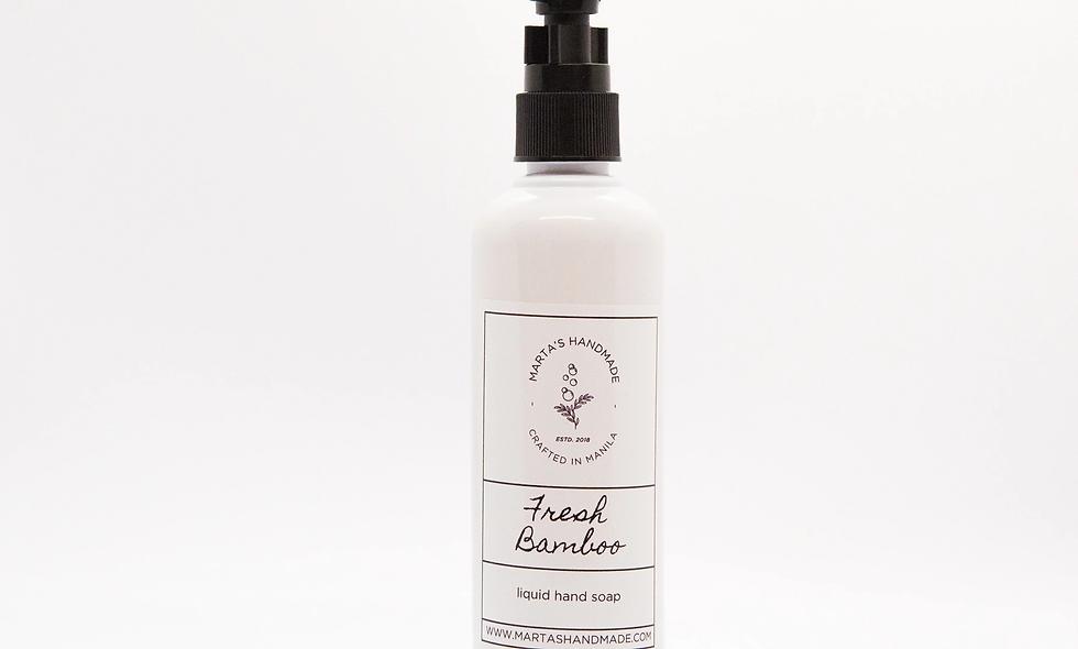 Fresh Bamboo Liquid Soap