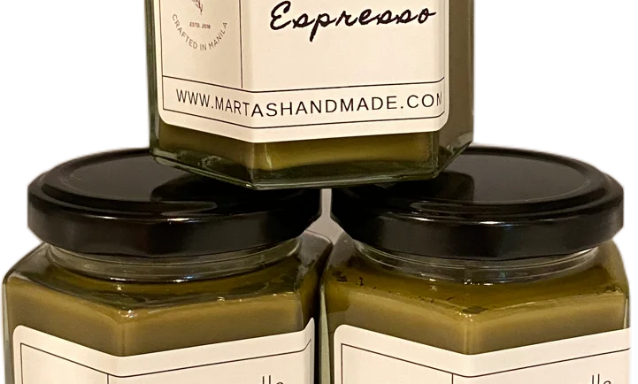Espresso Soy Candle
