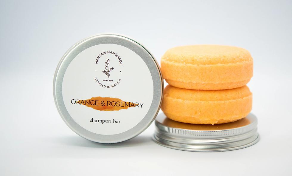 Orange & Rosemary Shampoo