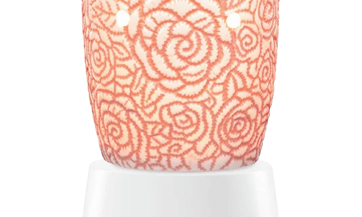 Rosie Mini Warmer with Tabletop Base
