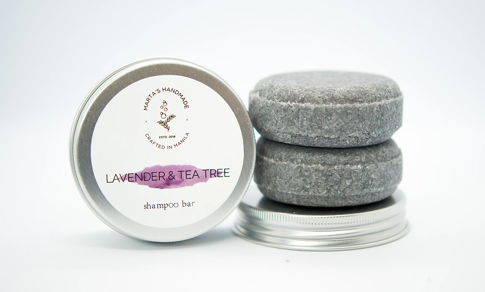 Lavender & Tea Tree Shampoo