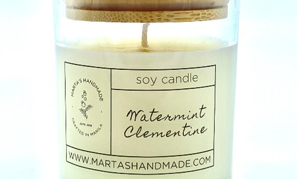 Watermint Clementine Luxe