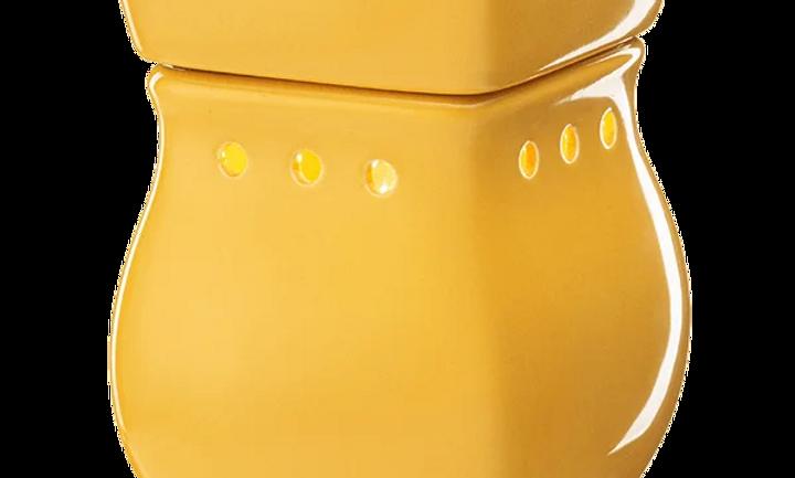 Classic Curve Mustard Warmer