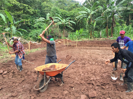 Finally, Construction Is Starting Again - This Time In Nicaragua.