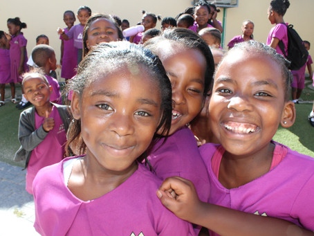 Empowering Young Girls through Education in the Biggest Township of Cape Town