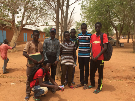 The Doors of a Special School Project in Niger Open Soon!