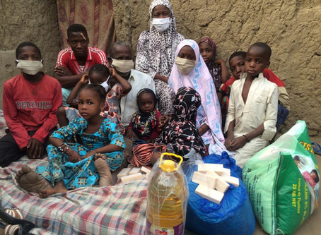 COVID-19: Niger's Food Insecurity Worsens due to Virus Impact