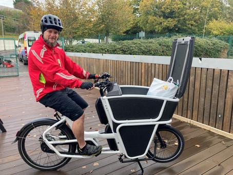 Urban Arrow Shorty  E-Cargo Bike