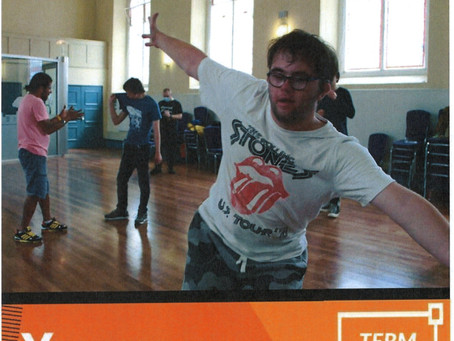 Theatre Royal Plymouth - YC Create Group for Young People with Disabilities