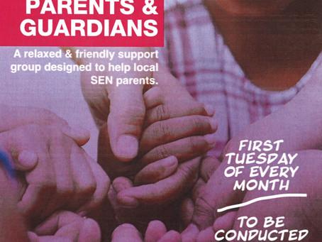 Support HUB for SEN Parents & Guardians